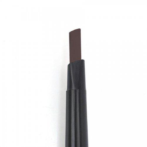 Многофункционален тъмнокафяв молив за вежди