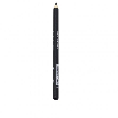 Молив, водоустойчив за очи - черен