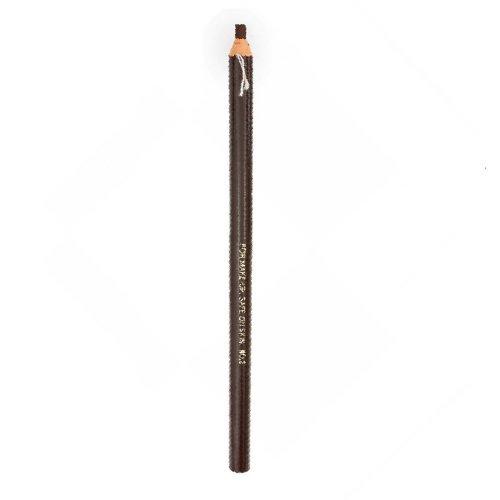 Водоустойчив тъмнокафяв молив за вежди