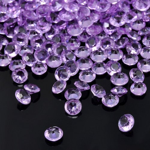 Диамантчета 10 милиметра в лилаво
