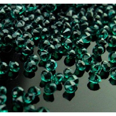 Диамандчета 2.5 милиметра в тъмно зелено