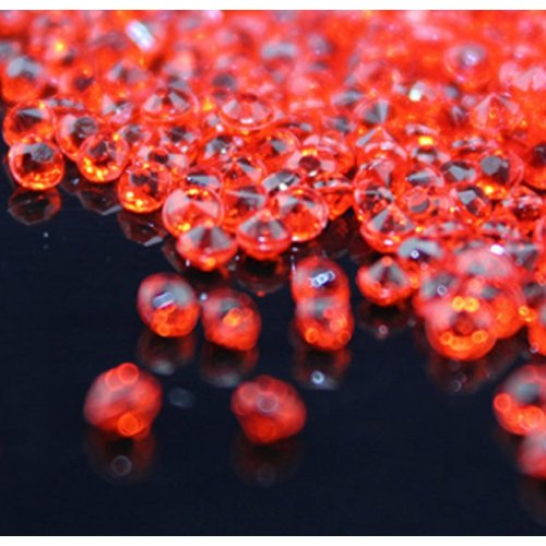 Диамандчета 2.5 милиметра в червено