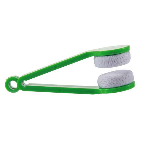 Почистваща четка за очила