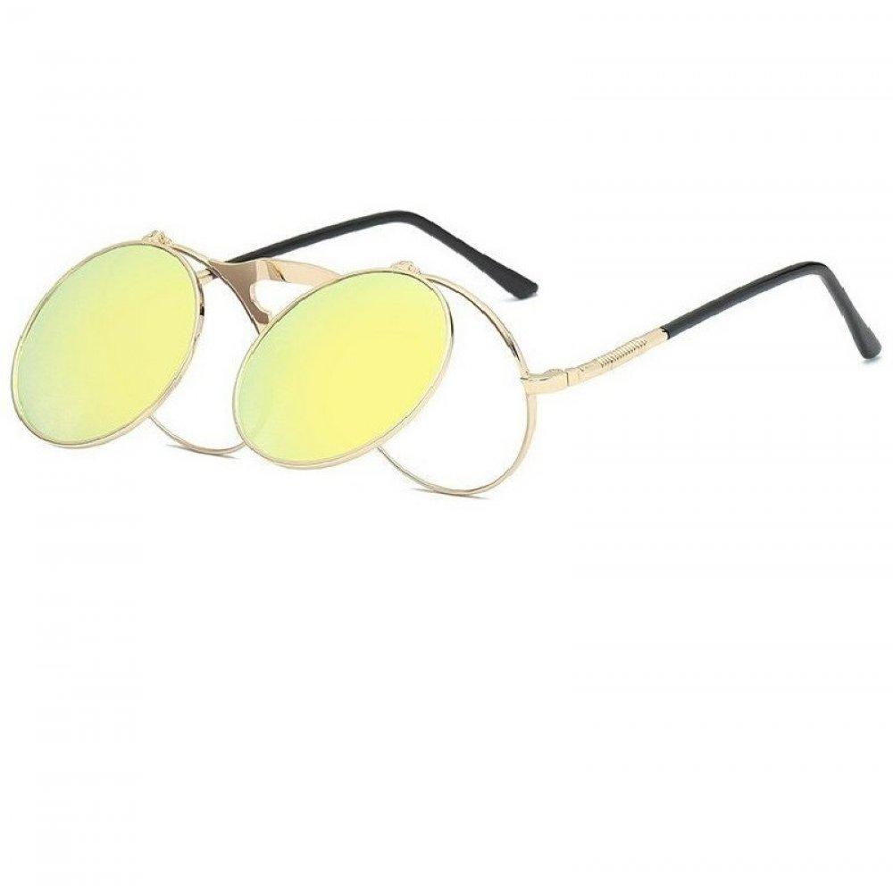 Очила с жълти и прозрачни стъкла