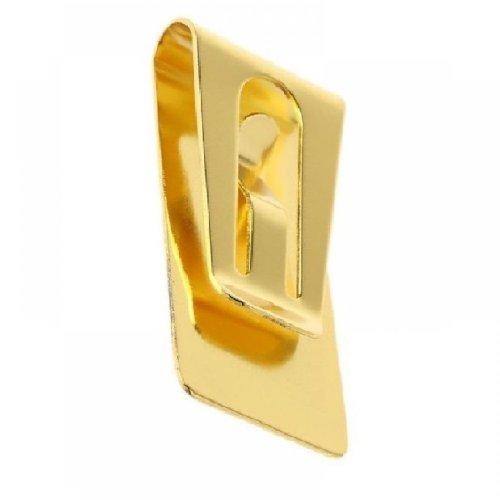 Жълта щипка за банкноти