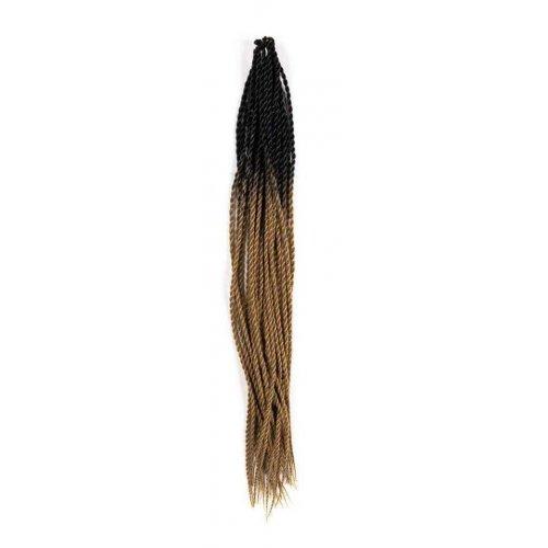 Туистър - черно и тъмно русо