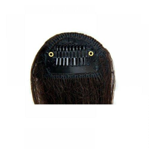 Закачлив кичур за коса - светло кафяво