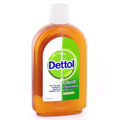 Dettol течен дезинфектант
