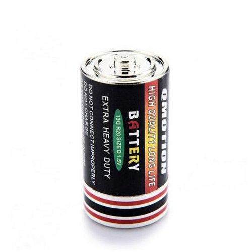 Фалшива батерия контейнер