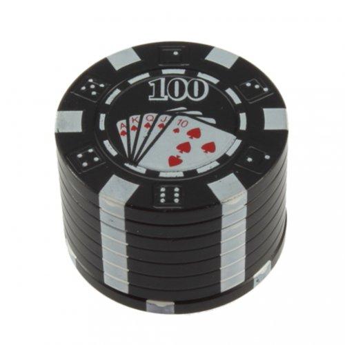 Метален гриндер казино