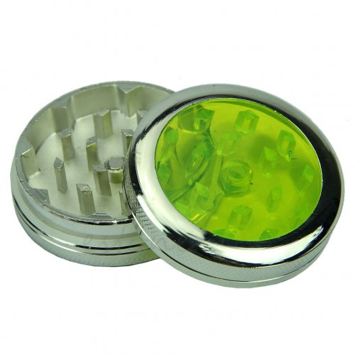 Метален кръгъл гриндер с магнит