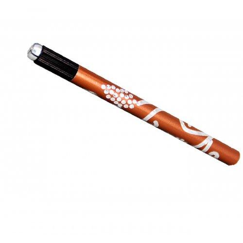 Микроблейдинг - ръчна, кафява писалка