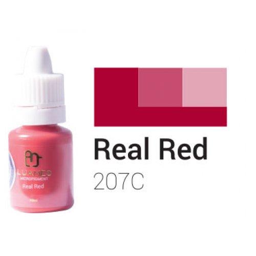 Пигмент за перманентен грим, червено