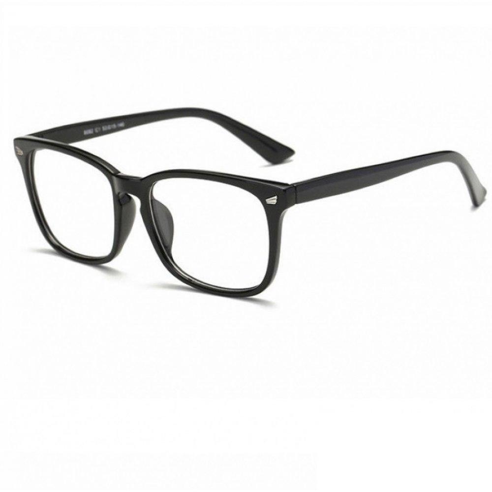 Младежки очила с прозрачни стъкла