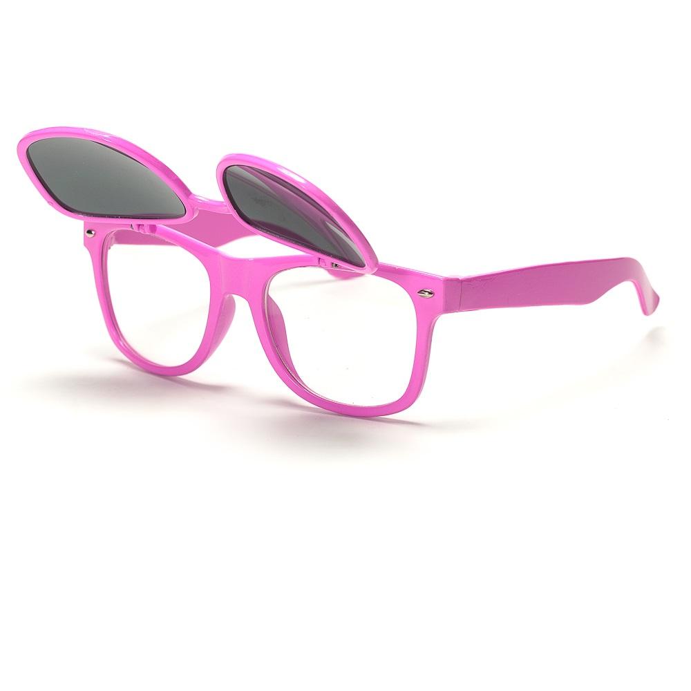 Слънчеви очила с вдигаща се предна част