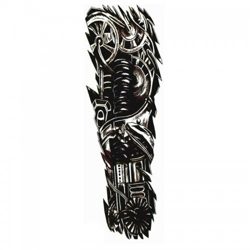 Временна татуировка биомеханика