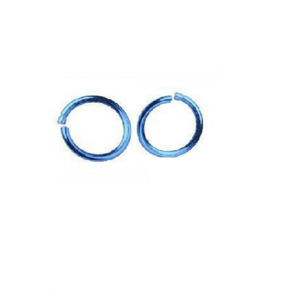 Халки за плитки 6 милиметра тъмно сини