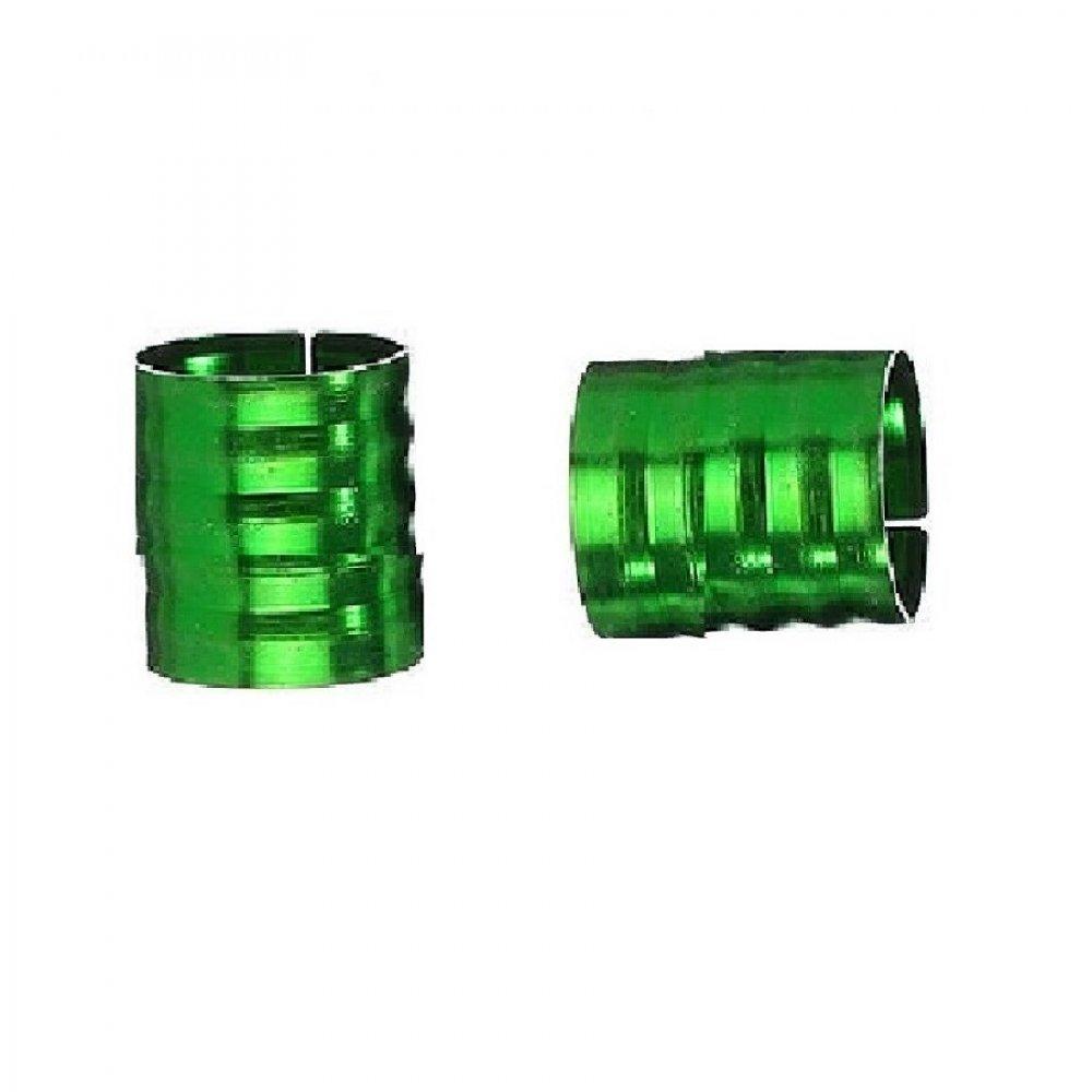 Релефни пръстени за плитки 10 броя
