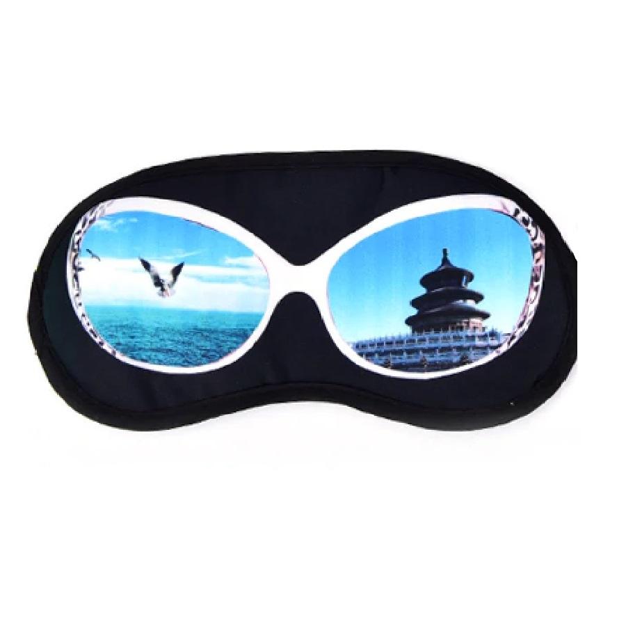 3D маска огледални очила за сън