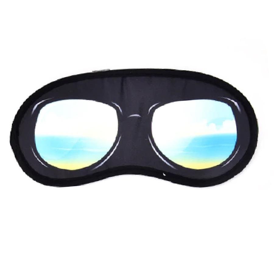 3D маска очила с небе за спане