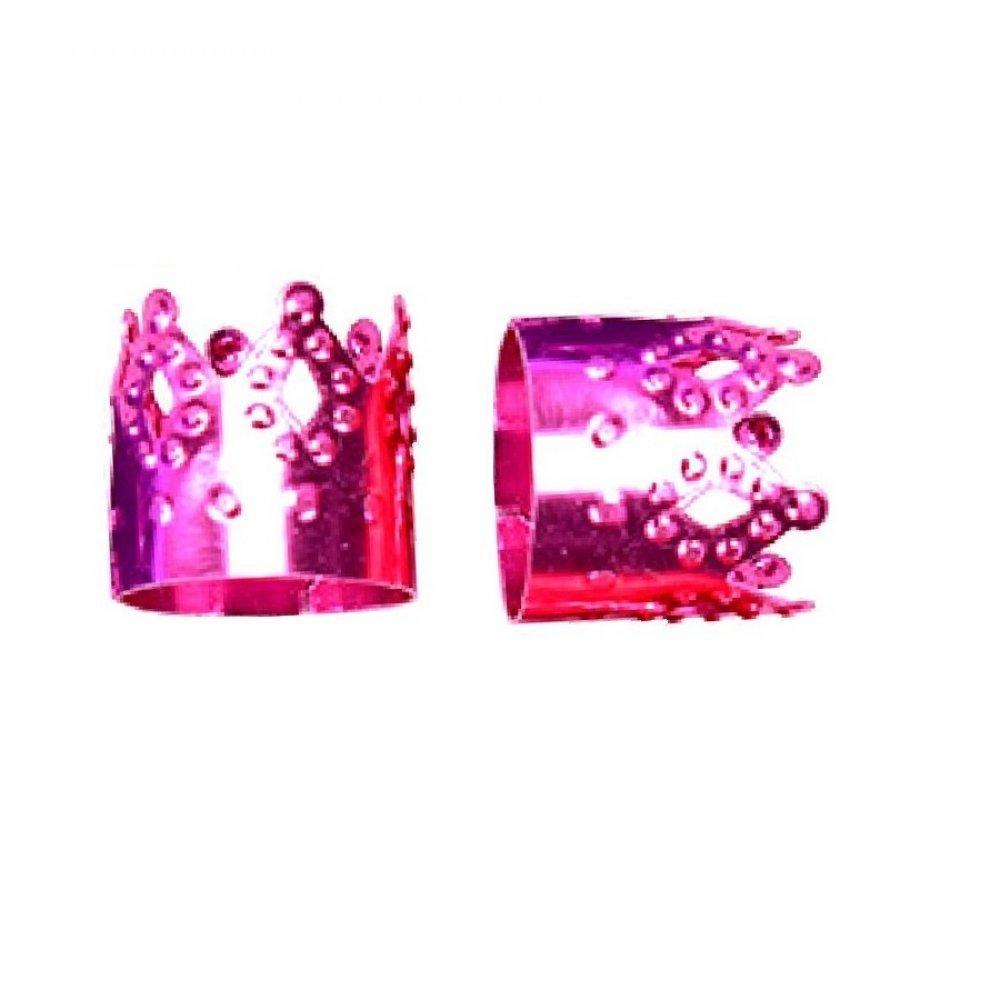 Розови корони за екстеншъни