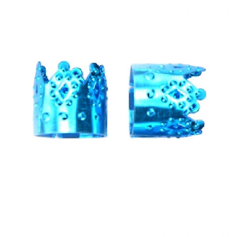 Сини корони за екстеншъни