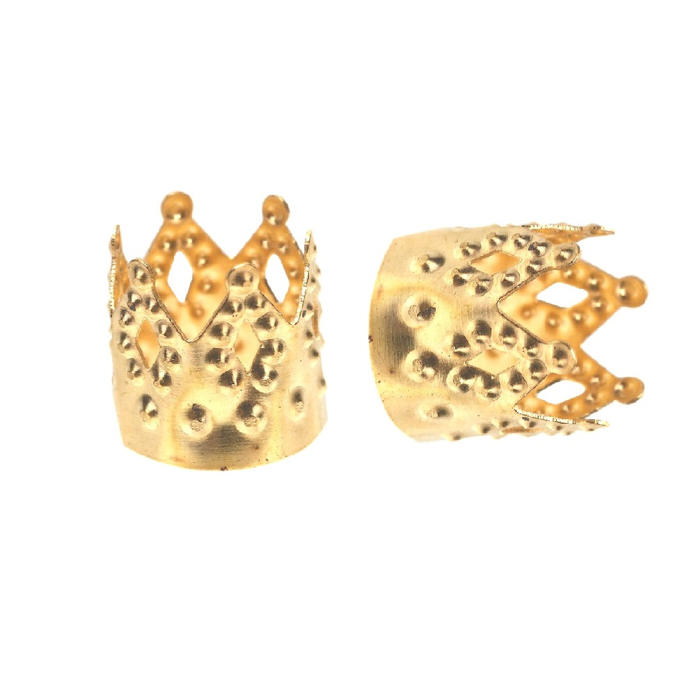 Златни корони за плитки