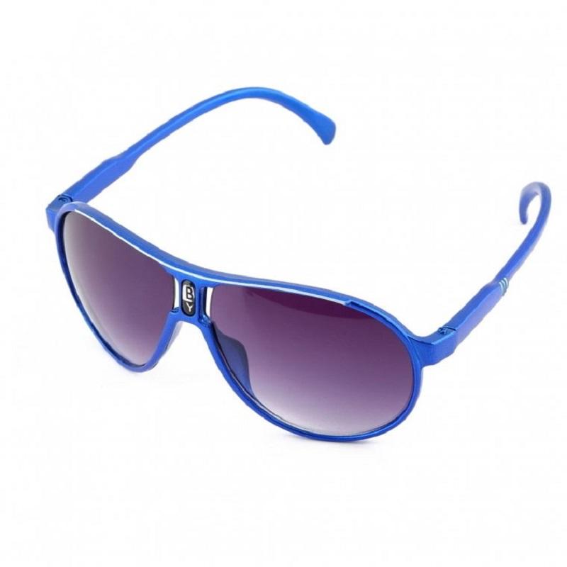 Детски слънчеви очила изсветляващи синя рамка