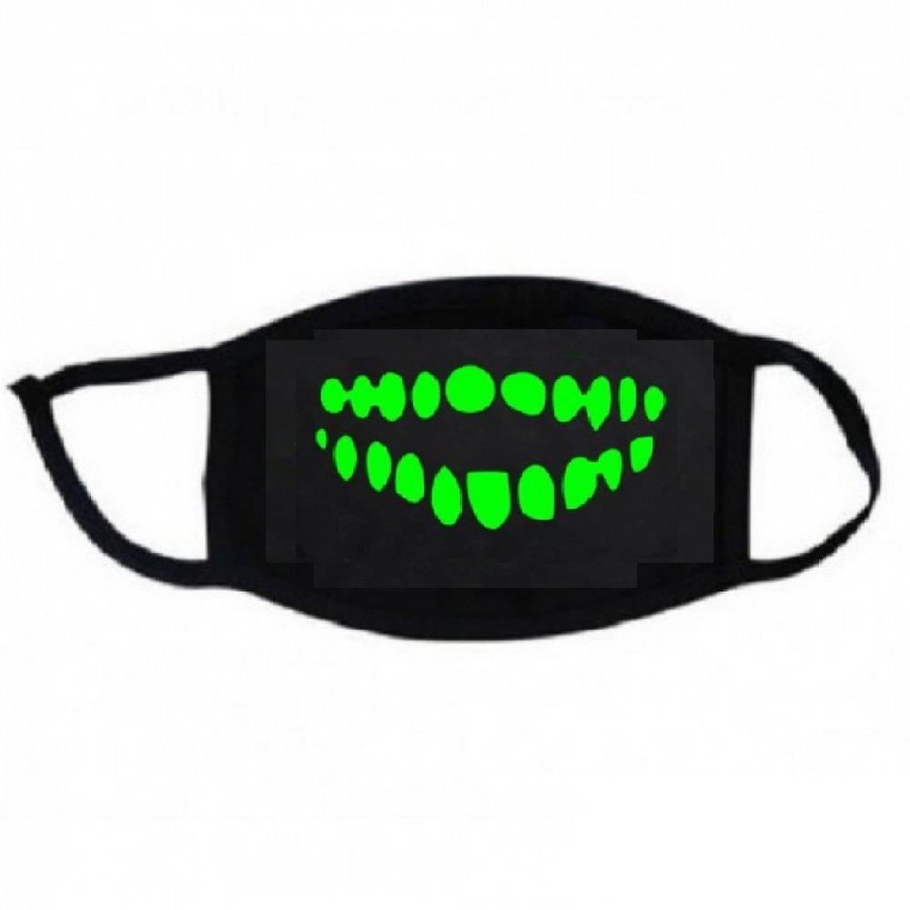 Луминисцентна маска против прах