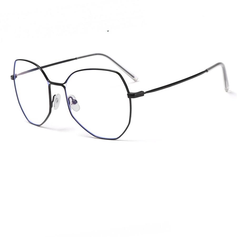 Очила за компютър с фешън стъкла пеперуда