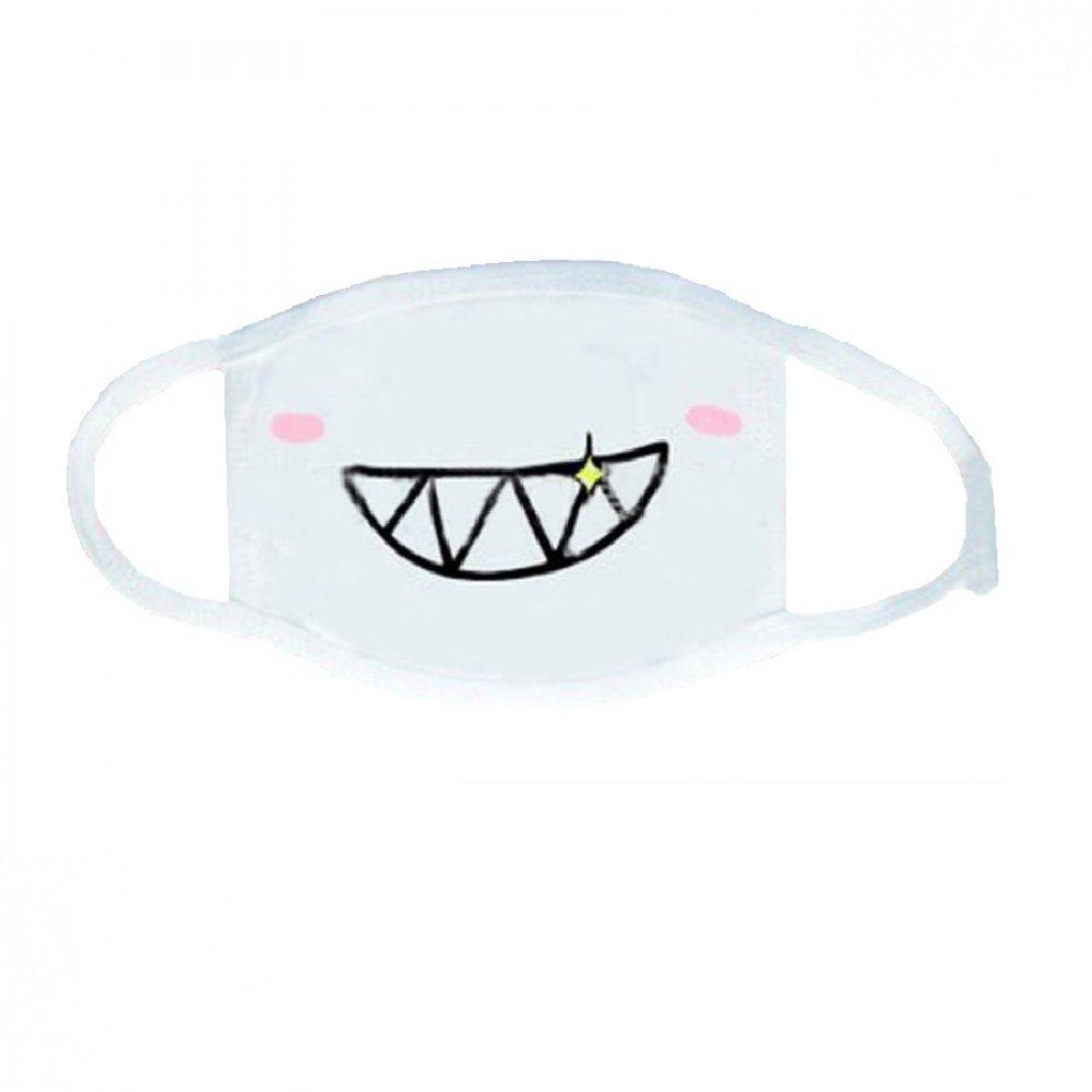 Трислойна маска против вируси