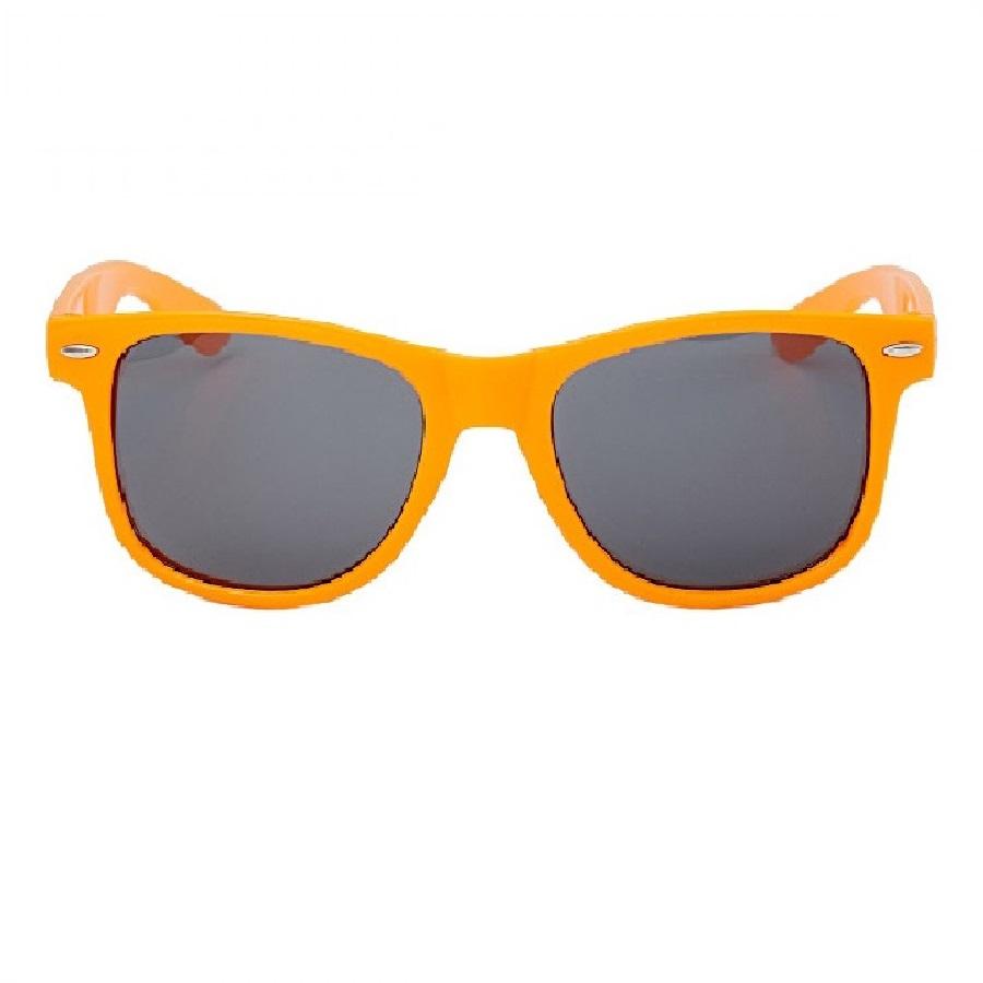 Детски очила оранжева рамка