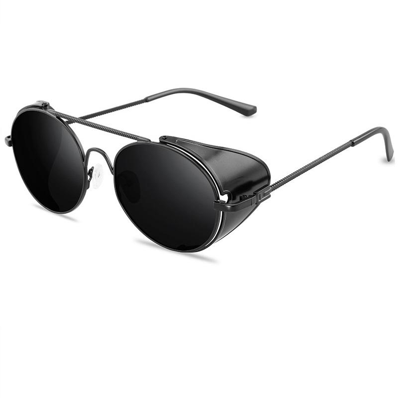 Очила против бръчки със странични прегради