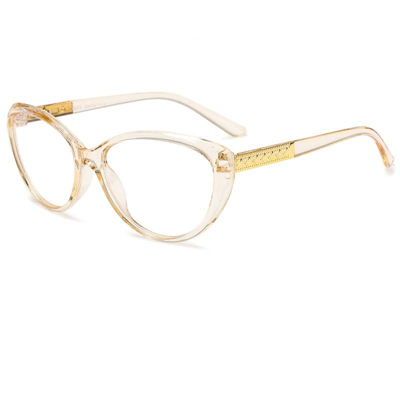 Очила за компютър котешки рамки
