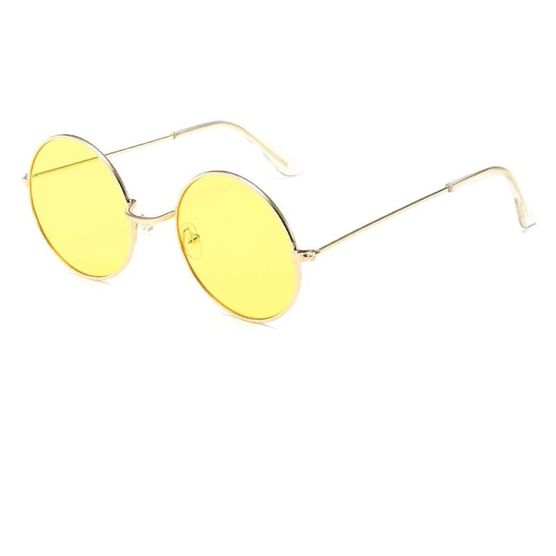 Жълти очила жълти рамки жълти стъкла