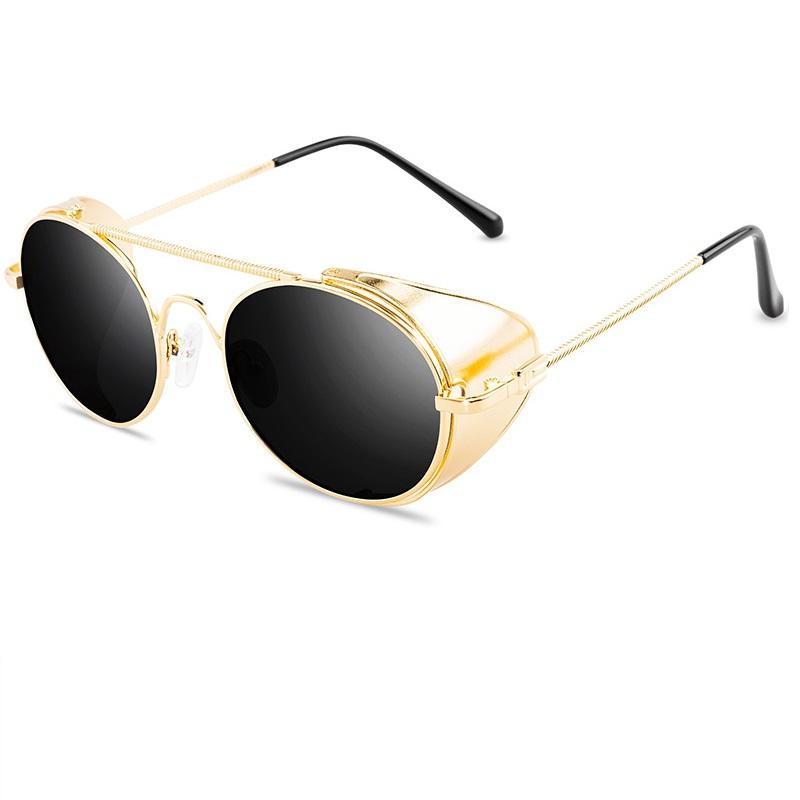 Златни очила с панти