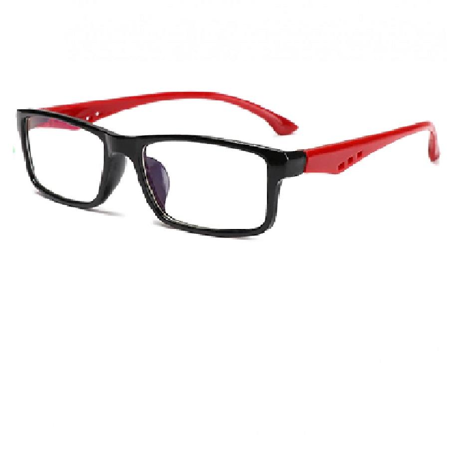 Очила без диоптър с огъващи се рамки