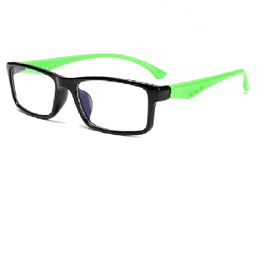 Огъващи се очила с прозрачни стъкла