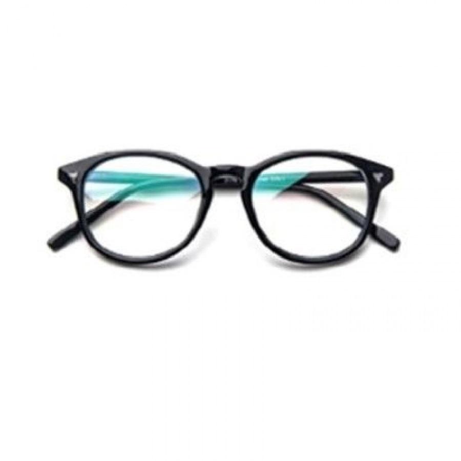 Черен цвят прозрачни очила за компютър