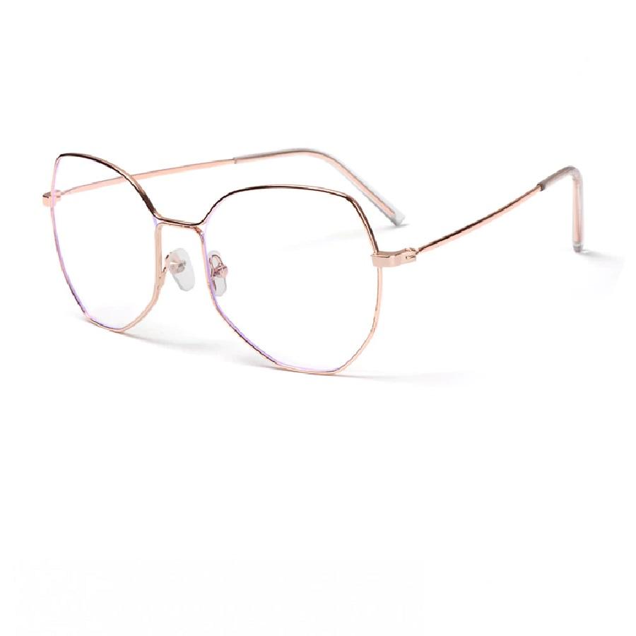 Очила за компютър с големи стъкла пеперуда