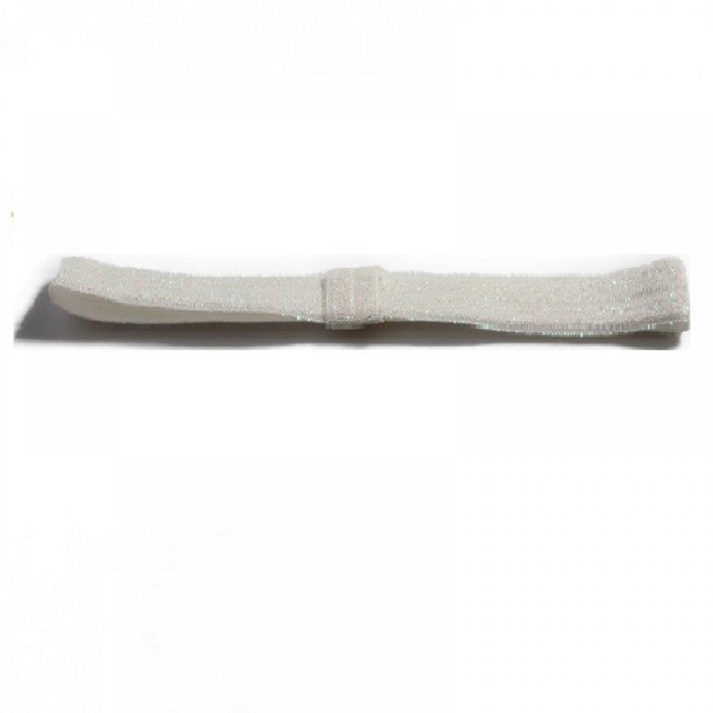Бяла лента за глава 1.5 сантиметра