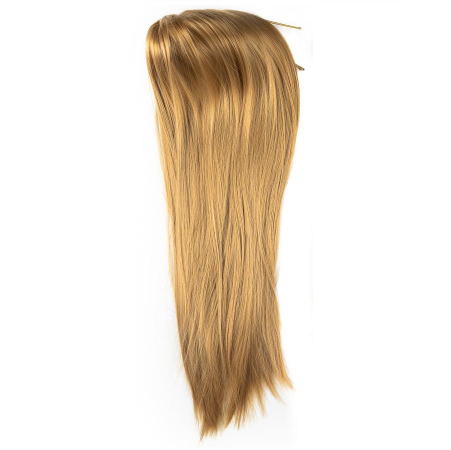 Опашка с шнола от изкуствен косъм
