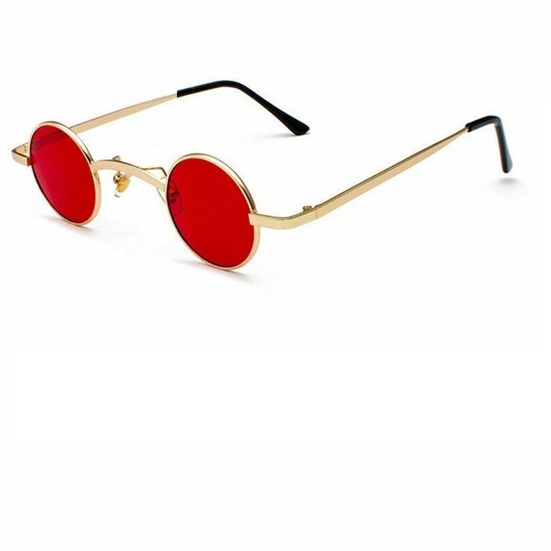 Очила с раздалечени червени стъкла