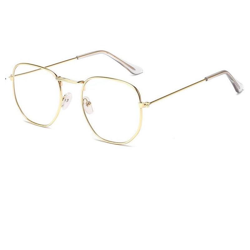 Очила за компютър овално правоъгълни