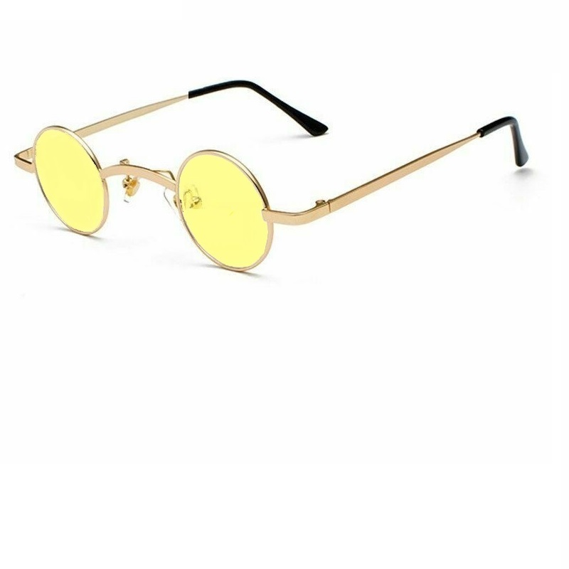 Пънк очила 3 сантиметра стъкла