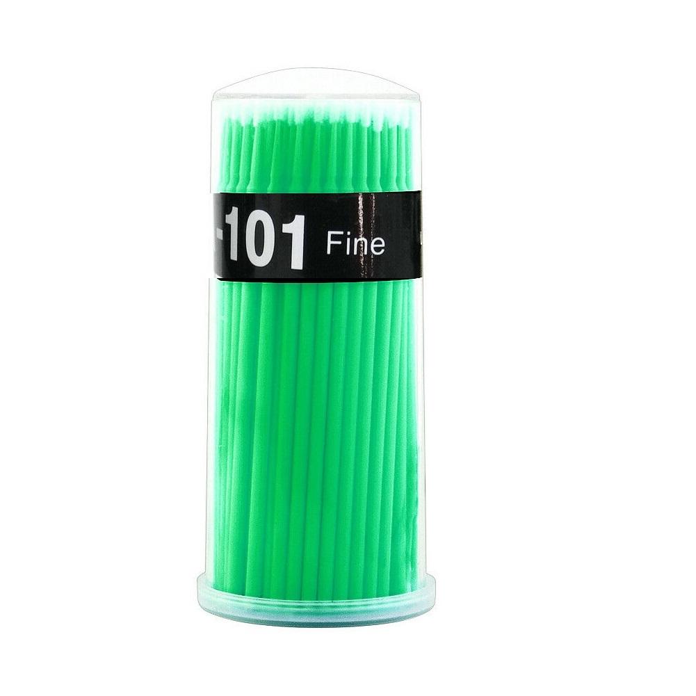 Фини микро четки за мигли 1 милиметър