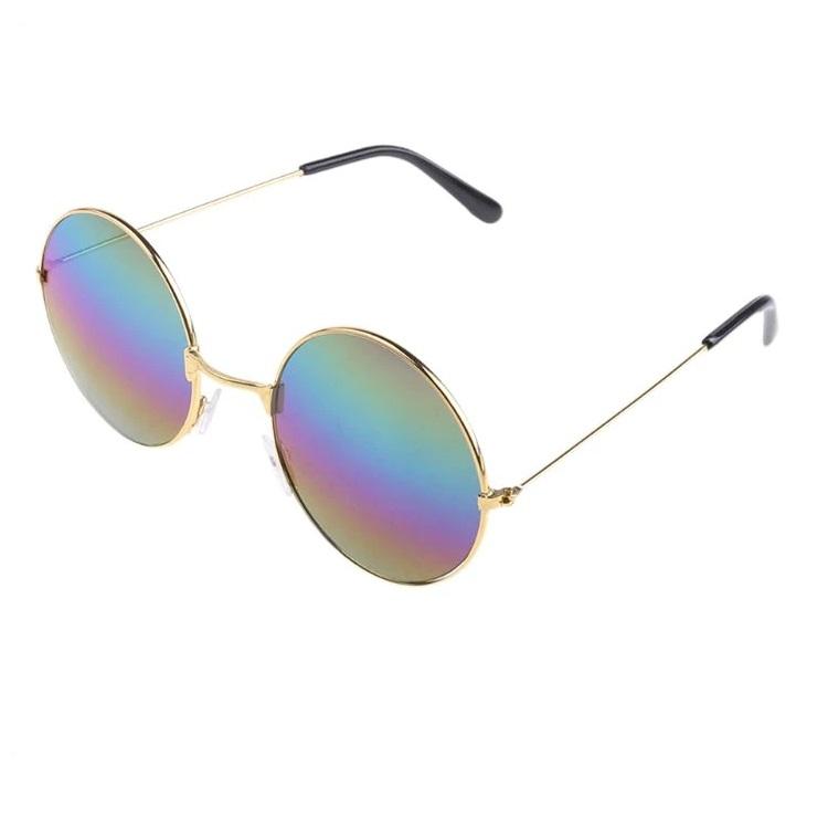 Очила с преливащи стъкла дъга
