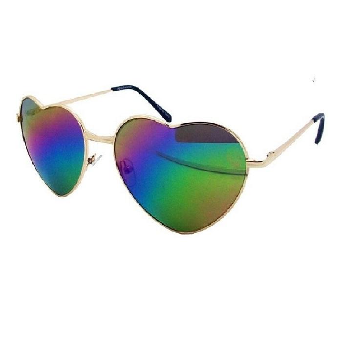 Слънчеви очила любов
