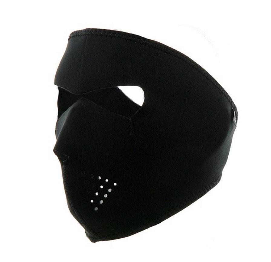 Черна неопренова маска