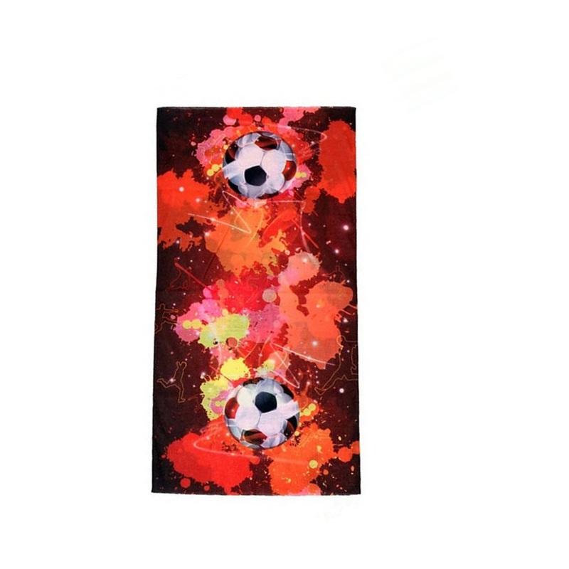Микрофибърен чорап за футболни фенове